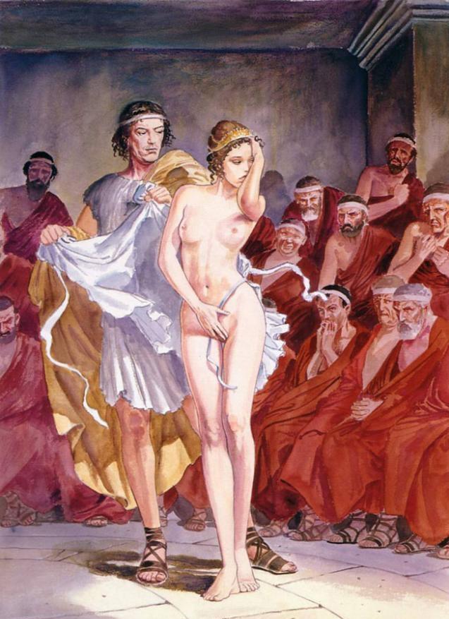 Стиль проститутки